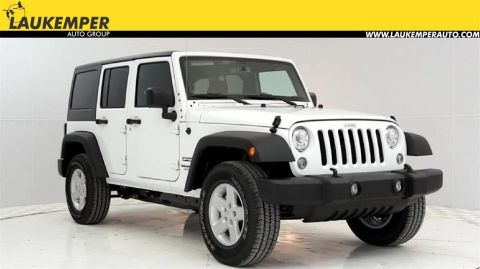 New Jeep Wrangler Unlimited Unlimited Sport