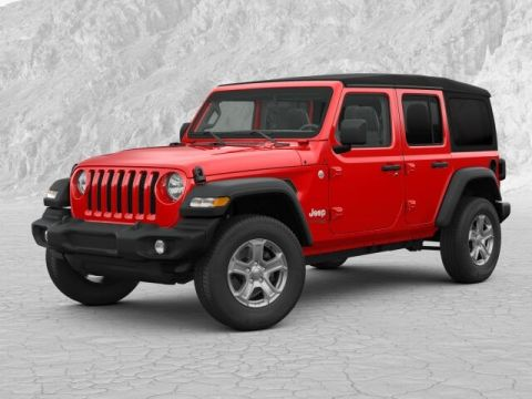 New Jeep Wrangler Unlimited Sport S
