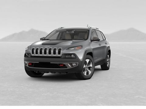 New Jeep Cherokee Trailhawk