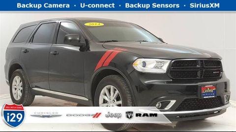 Pre-Owned 2014 Dodge Durango Police