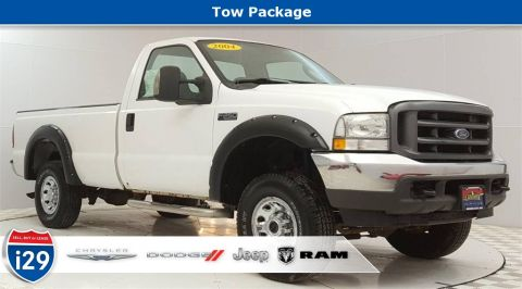 Pre-Owned 2004 Ford F-250SD