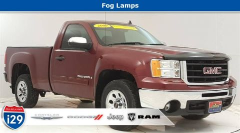 Pre-Owned 2009 GMC Sierra 1500 Work Truck