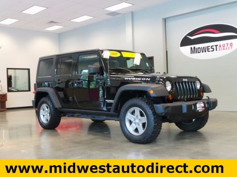 Certified Used Jeep Wrangler Unlimited Rubicon