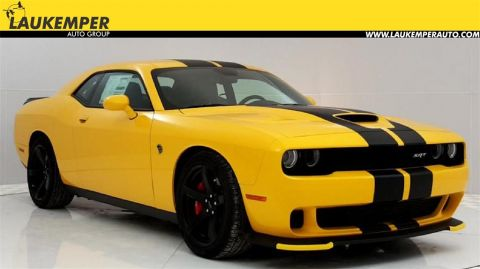New Dodge Challenger SRT Hellcat