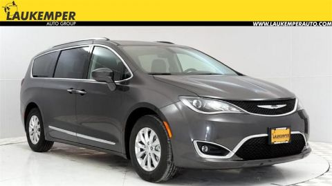 New Chrysler Pacifica Touring L Plus