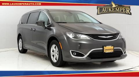 New Chrysler Pacifica Hybrid Touring Plus