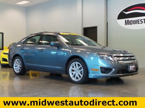 Used Ford Fusion SEL