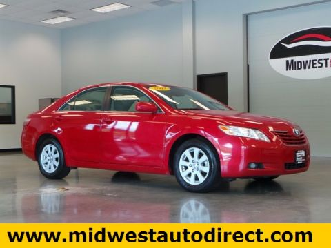 Used Toyota Camry XLE