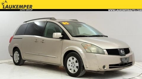 Used Nissan Quest 3.5